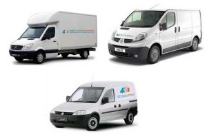 Removals London Vans
