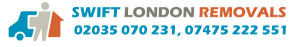 Swift London Removals - Man and Van Services