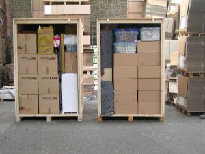 Reliable removal and affordable storage in London